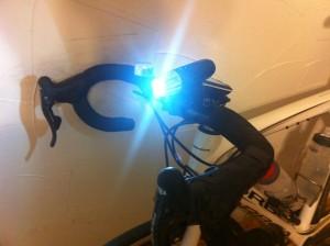 Serfas True 500 LED bicycle light bike headlight