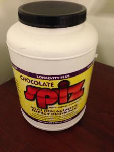 Chocolate SPIZ energy drink review