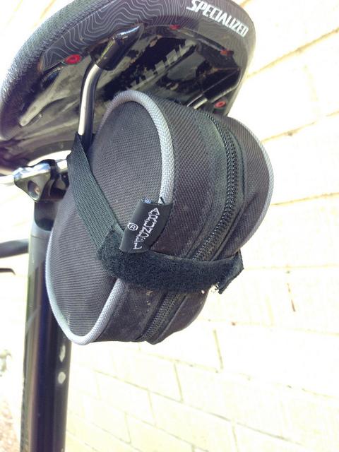 Arundel bike bag rear view