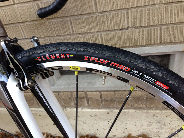 Clement Xplor MSO gravel grinder tire 700 x 40 review