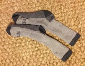 REI wool hiking socks review