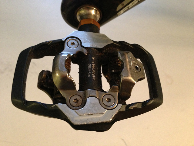 Shimano XTR PD-M985 trail mountain bike pedals review