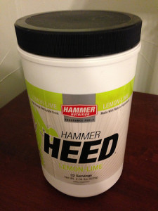 Hammer Nutrition HEED energy drink review
