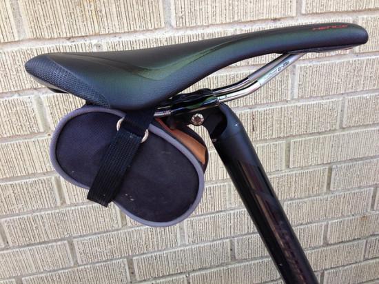 Arundel Dual Bicycle Seat Bag review
