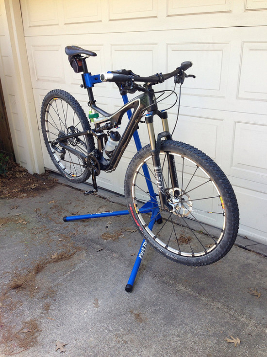 Park Tool Bike Stand PCS-10 review