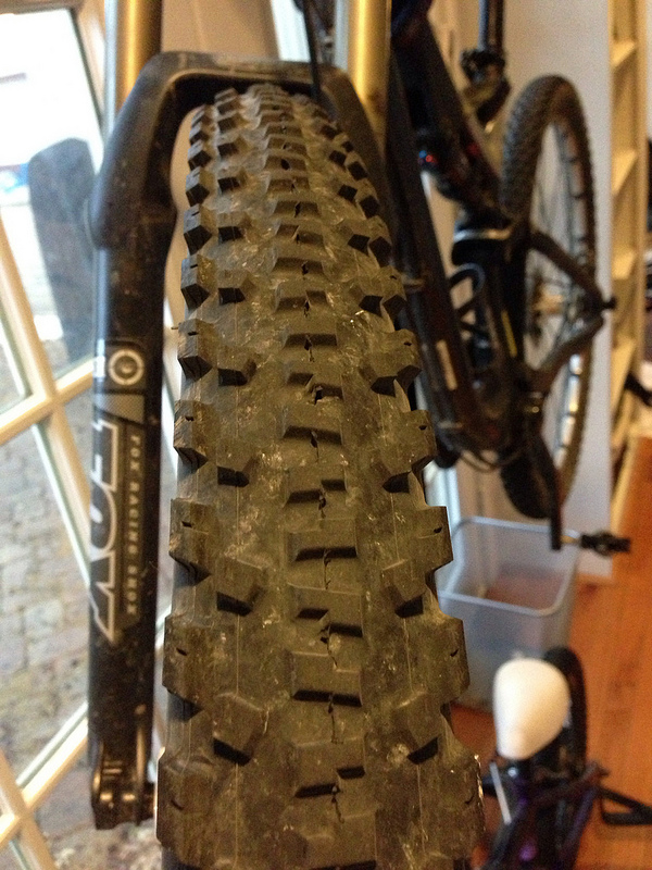 The Captain tread view 2.2 s-works